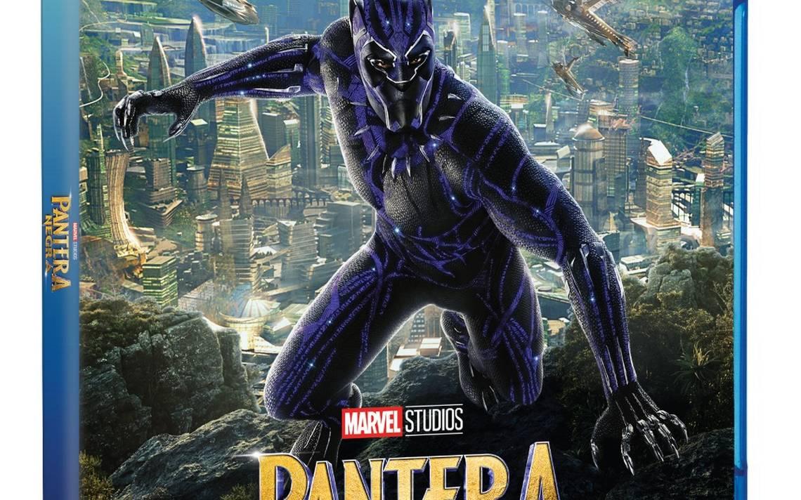 """La Pantera Negra: Llega """"Black Panther"""" De Marvel Studios A Tu Hogar"""