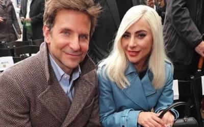 Lady Gaga es captada saliendo de casa del actor Bradley Cooper - El