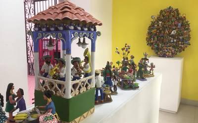 Museo Pantaleón Panduro Exhibe Las Mejores Artesanías De