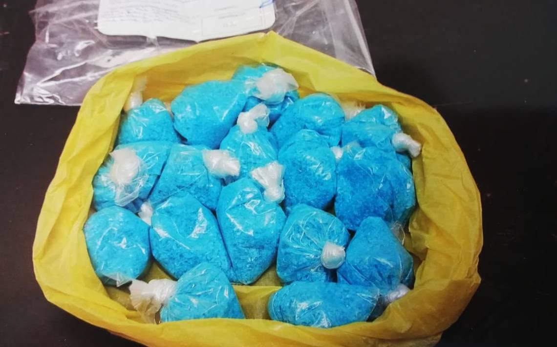 Vinculan a sujeto detenido con 17 bolsas de metanfetamina en Teocaltiche - El Occidental