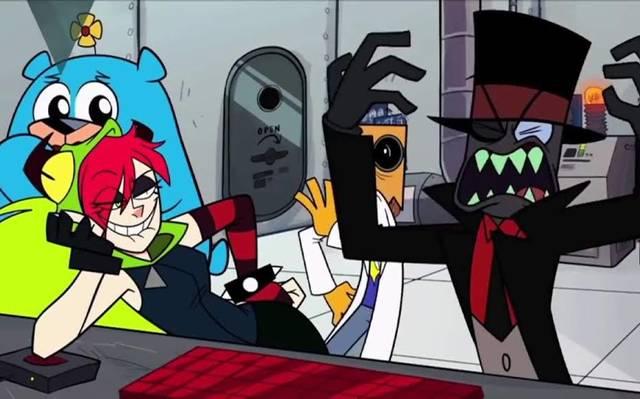 Los Villanos Llegan A Cartoon Network El Occidental