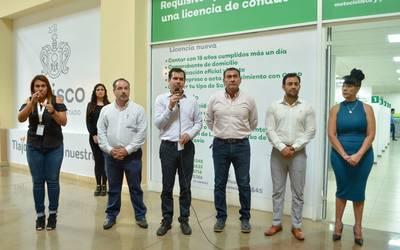 Inauguran Módulo Para Tramitar Licencias En Tlajomulco El