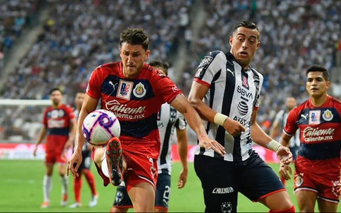 En Chivas no se sienten favoritos contra Monterrey - El Occidental