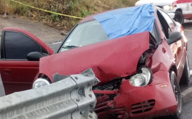 Muere automovilista en Poncitlán