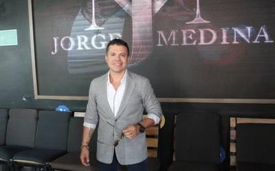 Jorge Medina Se Presenta En El Palenque Fiestas De Octubre