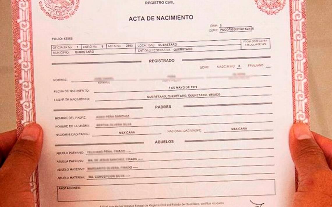 En mayo habrá trámites gratuitos en Registro Civil de Guadalajara ...