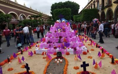 Video Festival De Muertos En Tlaquepaque El Occidental