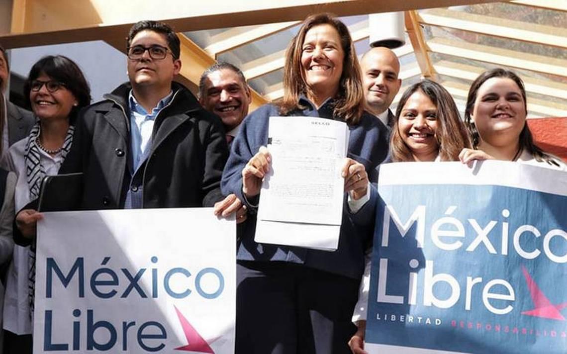TEPJF niega registro a México Libre como partido político - El Sol de México
