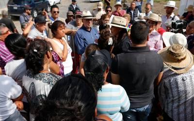 María Elena Limón Busca Mejorar Poco A Poco La Dignidad De