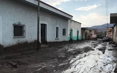 Más De 3 Mil Afectados Y Mil Casas Dañadas Deja Desbordamiento De